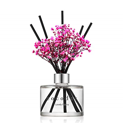 reed diffuser peony