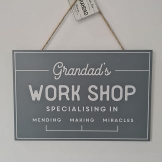 grandads work shop