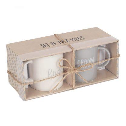 bride mug set
