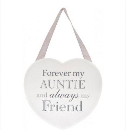 auntie plaque