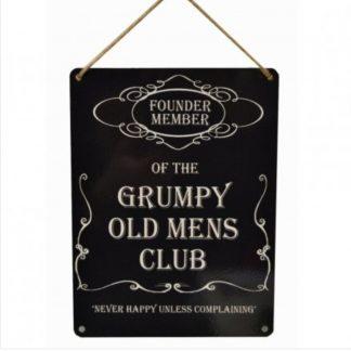 grumpy men