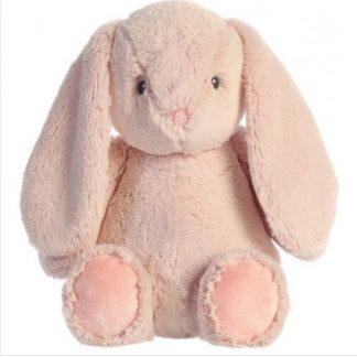 rose pink bunny