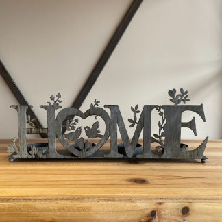 home candle holder