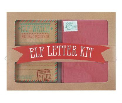 elf watch letter
